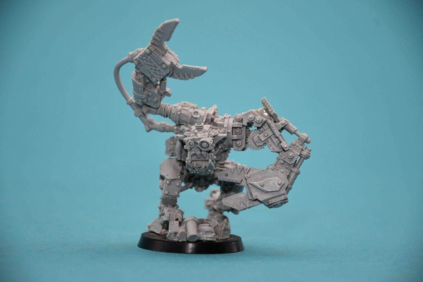 Warhammer 40k Ork Runtbot and Grot