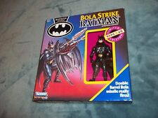 Kenner Batman Returns Dark Knight Collection BOLA STRIKE BATMAN MIB MOC Toy Biz