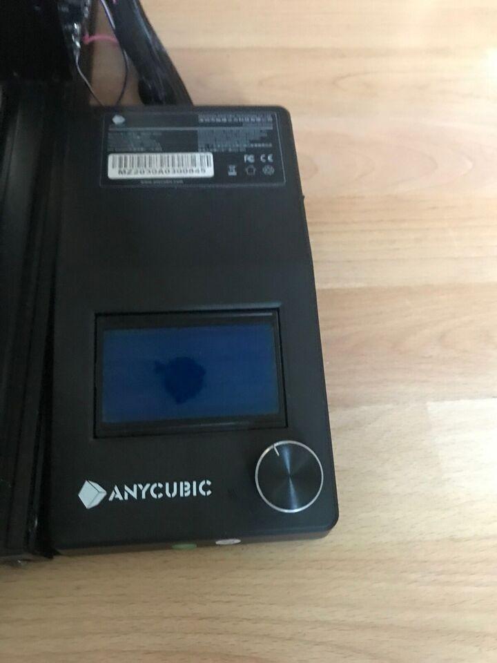 3D Printer, Mega zero, Defekt
