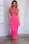 Womens-Plain-Printed-Boob-Tube-Strapless-Bandeau-Stretchy-Vest-Bra-Crop-Top thumbnail 92