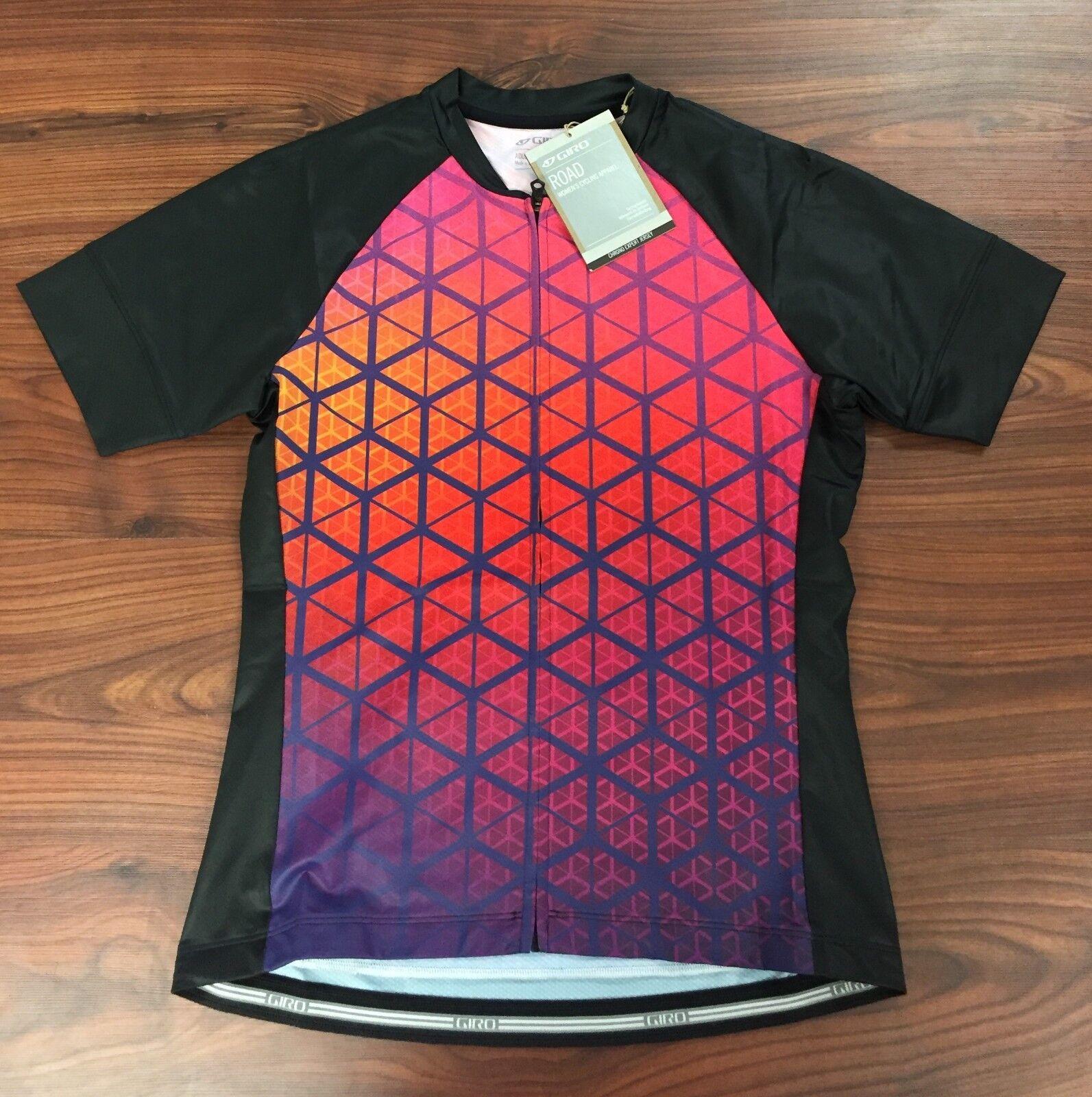 Giro Women's Chrono Expert Jersey Size S New