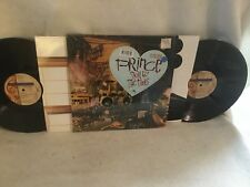 Prince : Sign O The Times In Shrink Rap Vinyl EX