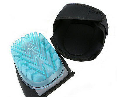 soft Comfort Gel Filled Protective Knee Pads Construction Gardening Roofing NEW