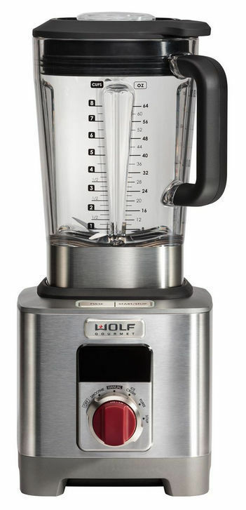 Wolf Gourmet WGBL 100 S 15-vitesses Mixeur (new in box)