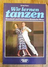 Ernst Fern Wir lernen tanzen Falken Verlag K0213