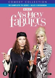 DVD-BOX-ABSOLUTELY-FABULOUS-COMPLETE-SERIE-NEW-NIEUW-NOUVEAU-SEALED