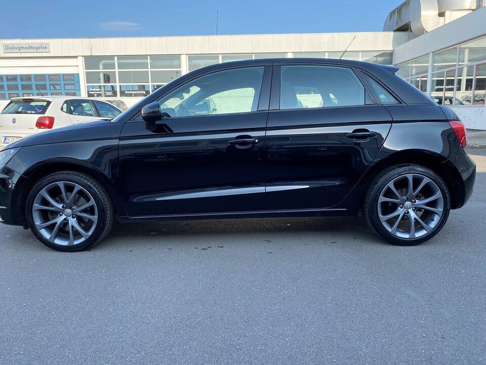 Audi A1, 1,4 TFSi 122 Ambition Sportback, Benzin