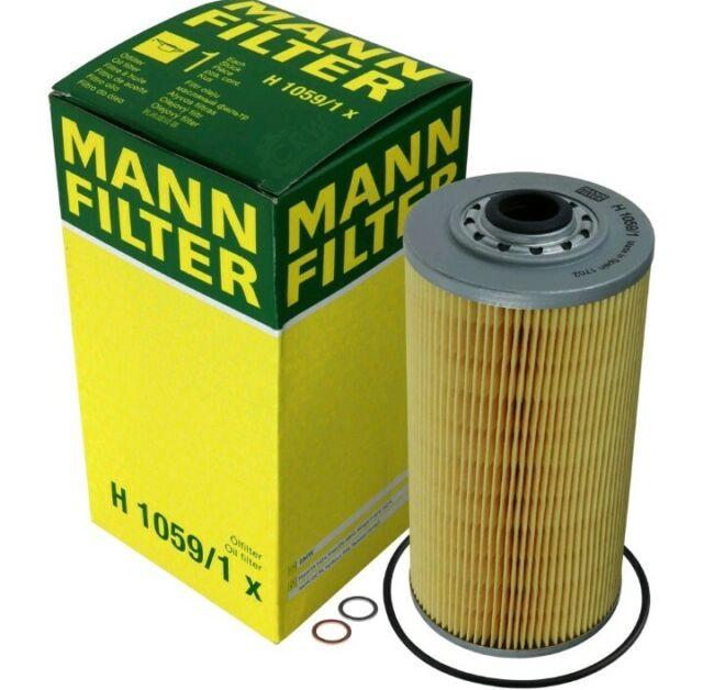 ORIGINAL MANN-FILTER ÖLFILTER BMW H 1059//1 x