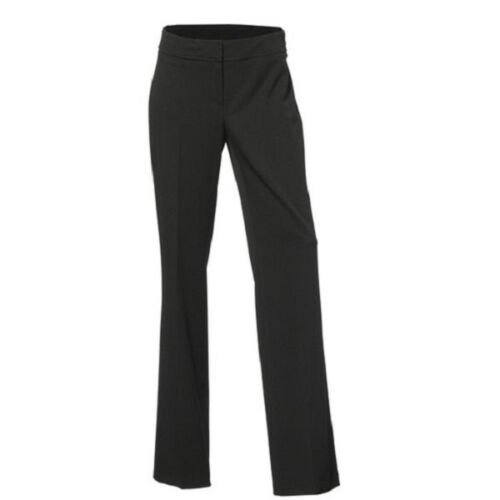 240 HEINE CLASSIC STRAIGHT LEG COMFORT FIT MID RISE TROUSERS SIZE UK 8-20