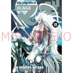 Manga-Magi-The-Labyrinth-Of-Magic-18-Star-Comics