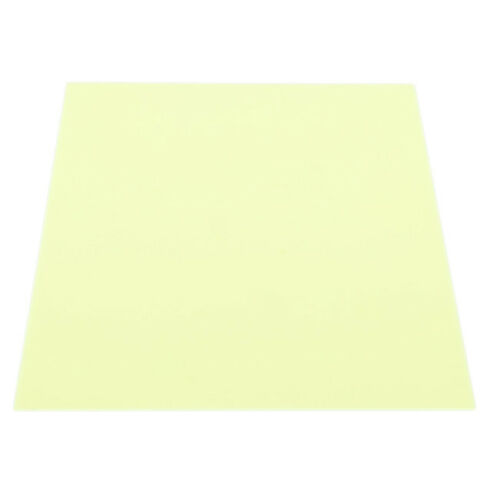 PVC Transparent Clear Sheet Plate Film For Art Craft Painting S3