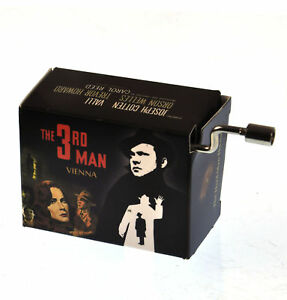 The Third Man Spieldose - Zither Spion Thema von Anton Karas