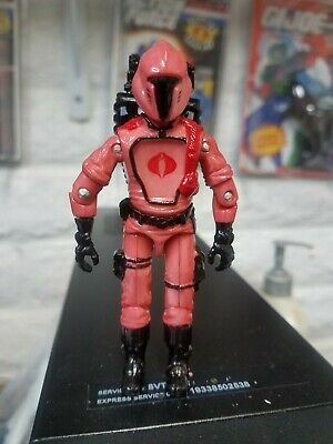 Red Laser GI Joe BAT Cobra Vampire BATS B.A.T.S