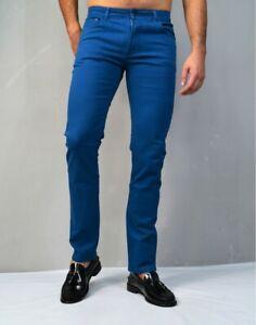 EE-Exclusive-Pantalon-vaquero-hombre-azul-corte-cinco-bolsillos-denim-elastico