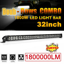 Tri Row 32inch 1800w Curved Led Light Bar Spot Flood Truck Offroad Vs 303436 Fits 1939 Ford