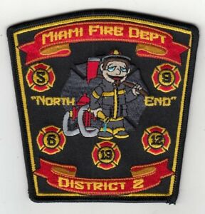 Florida-Miami-Fire-Department-District-2-North-End-Patch