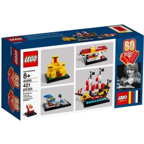 Lego Set 40290 - 60 Years of The Lego Brick - Brand New, SEALED!