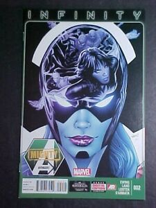 DEC 2013 SPIDER-MAN THANOS MARVEL NM COMIC BOOK 1 OF 14 MIGHTY AVENGERS #2
