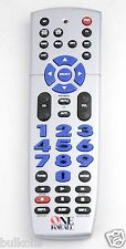 EUC ONE FOR ALL URC3220 3-Device Universal Remote Control Works