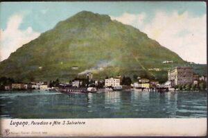 11bf-Postcard-Lugano-Paradiso-e-Mte-S-Salvatore