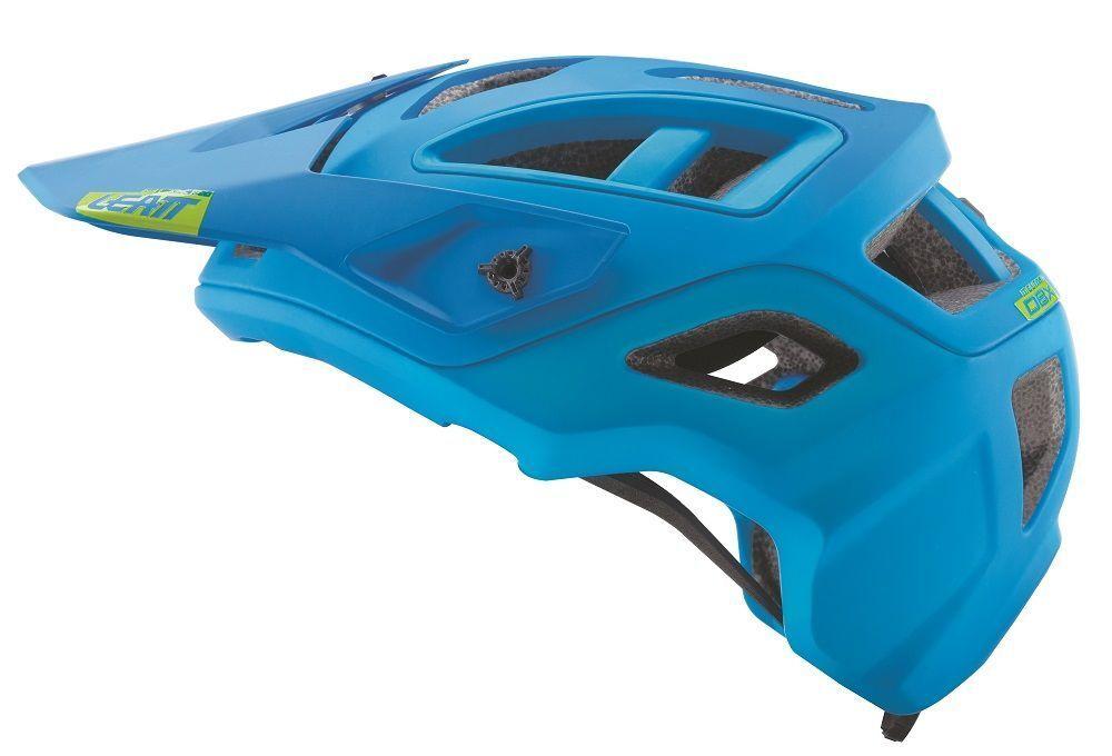 Leatt DBX 3.0 Tous Vélo De Montagne Casque bleu MTB BMX DH Vélo Cycle XC