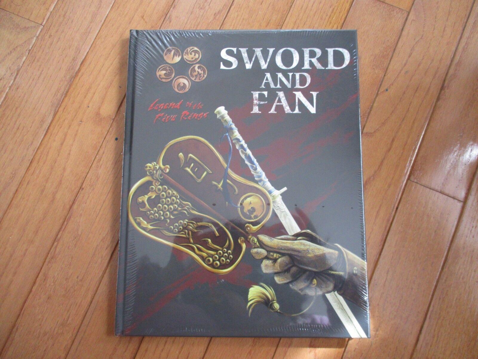 L5R RPG 4th Ed Sword and Fan SW