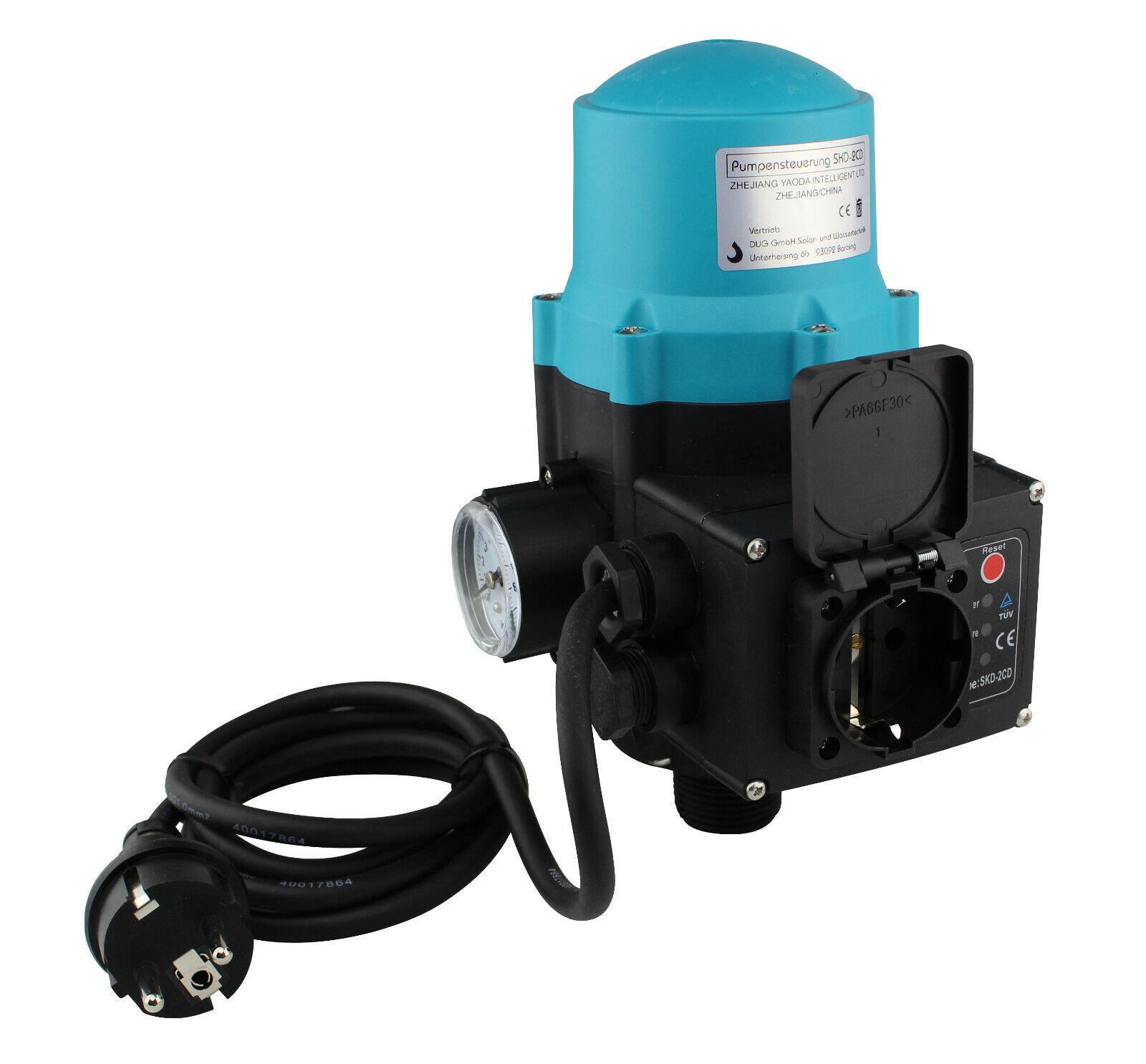 SKD-2CD Electrónico Control de la Bomba con Cable hasta 1,1KW, 230V 10A