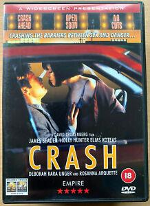 The Idea of the Fetish in Ballard's Crash