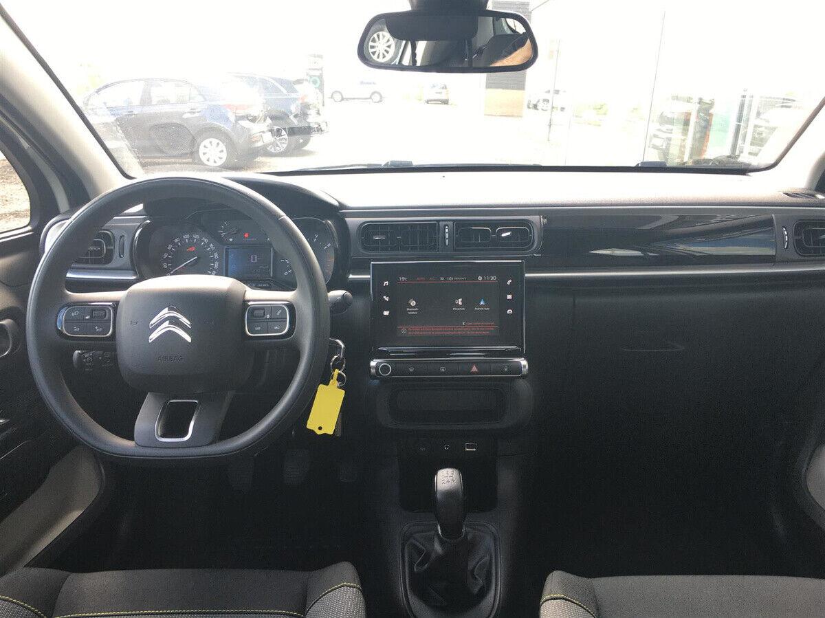 Citroën C3 1,6 BlueHDi 75 Feel+ - billede 10