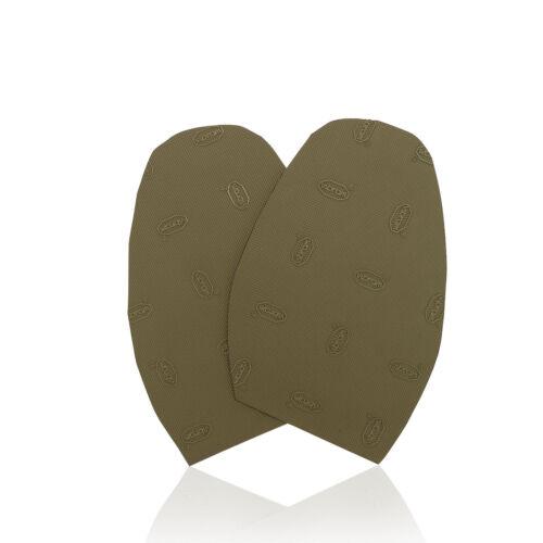 Half Sole 14 Colours Vibram Designer Shoe Grip Pads NonSlip Rubber Sole Protect