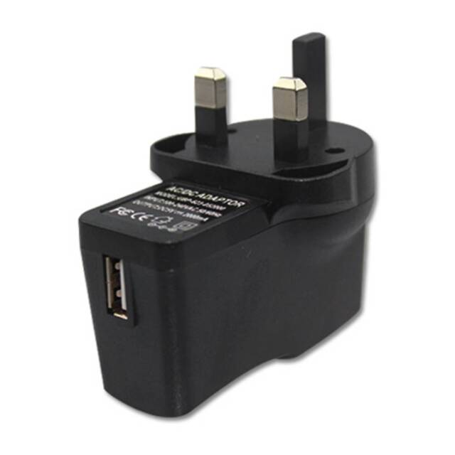 UK 5V/2A 10W Travel Phone Charger Plugs Portable Charging Wall Power Adapters l