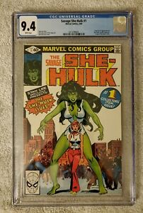 Savage-She-Hulk-1-Marvel-1980-CGC-9-4-1st-Appearance-Origin-of-She-Hulk
