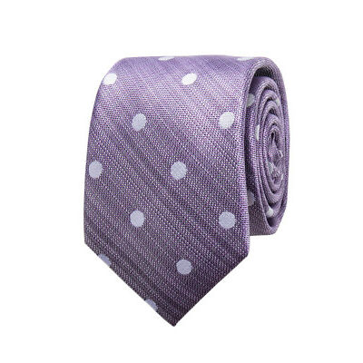 NEW Jeff Banks Tie Purple