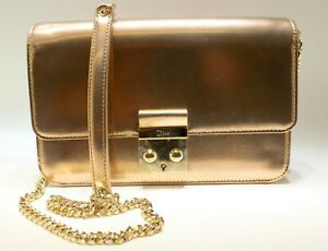 e0c7bc819d Image is loading Christian-Dior-Miss-Dior-Promenade-Pouch-Patent-Large-