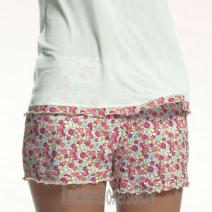 Freya-Cindy-Nightwear-Lounge-Shorts-Pyjama-Bottoms-Fruit-Burst-4924-Select-Size