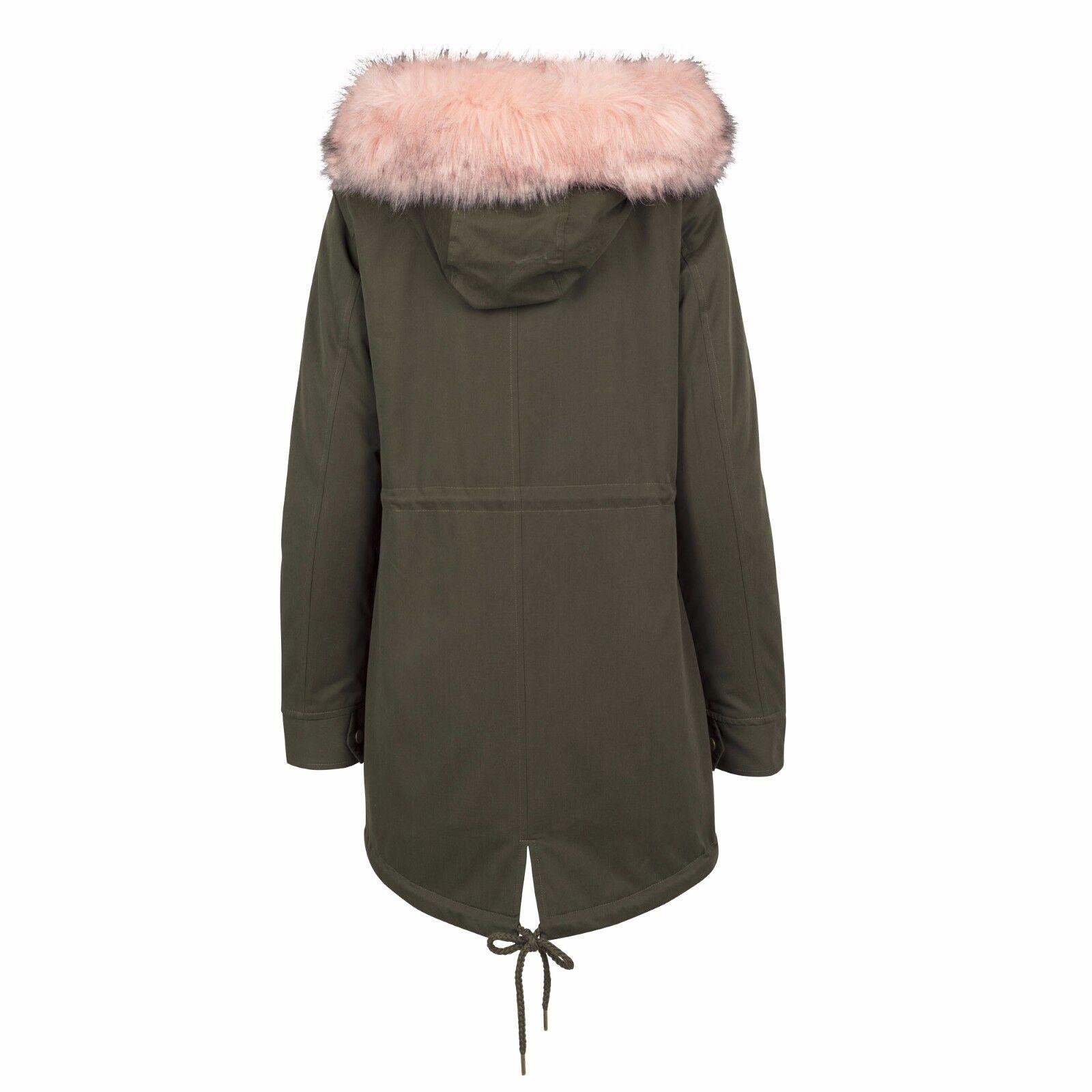 Urban Classics Bélés Női kabát Parka kabát kabát Téli Női dzseki Hangulatos  bélés Hood XS - XLsablon - urbandreamzltd fc36b8119a