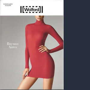 Minuit c inimitable lin Pull Buenos Aires Wolford Un znTFax