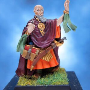 Painted-Human-Priest-Miniature