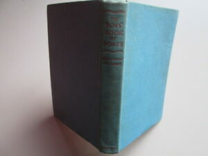 Acceptable-The-Boys-039-Book-of-Boats-Stewart-R-N-1956-01-01-Bowed-front-boar