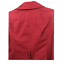 thumbnail 7 - Ellen Tracy Womens S Small Red Button Front Jacket Ladies Casual