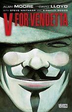 V for Vendetta by Alan Moore, Alan LLoyd (Paperback, 1989)