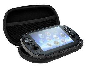 Details about Snakebyte View:Box PS Vita EVA Protective & Travel Case  (Black)