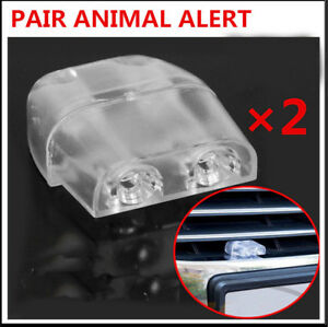 Universal-Car-Vehicle-Animal-Alert-Whistling-Warning-Device-Fox-Deer-Horse-2Pcs