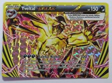 Yveltal BREAK - 66/114 XY Steam Siege - Ultra Rare Pokemon Card
