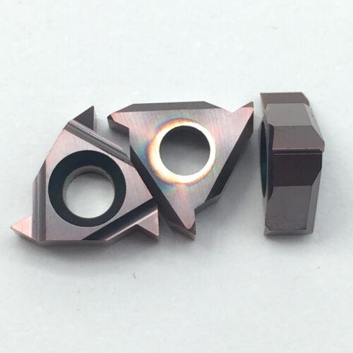 10pcs 11ER A55 SMX35 Threading turning carbide inserts turning inserts 16ER 22ER