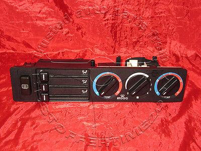BMW E34 5/'ies AIR CONDITIONING CLIMATE HEATER AC HEAT CONTROL UNIT Klima 8390071
