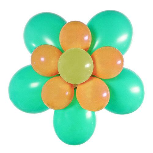Party-Deko-Flower 2 Stück 70 cm Luftballonblume Luftballon von PapStar