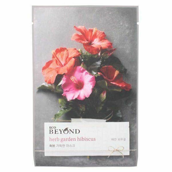 Beyond Herb Garden Hibiscus Mask Sheet For Moisturizng 22ml 0 7 Fl Oz X 1ea For Sale Online Ebay