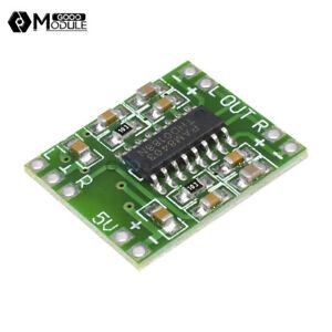 2PCS-2-Channels-3W-Digital-power-PAM8403-Class-D-Audio-Amplifier-Board-USB-DC-5V
