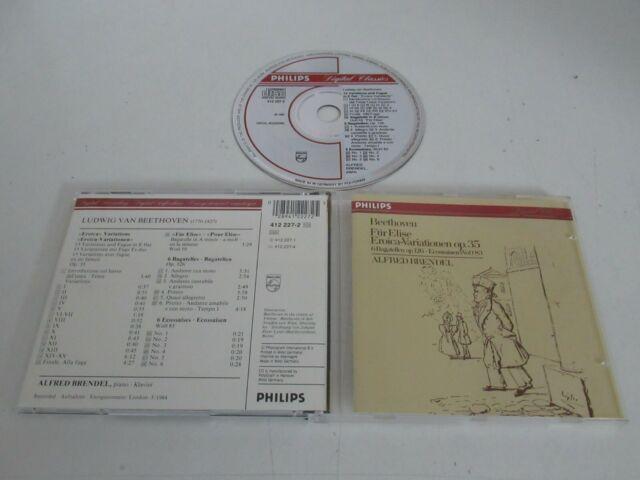 Beethoven-Für Elise / Eroica-Variationen Op. 35/6 Bagatellen Op. 126/412 227-2